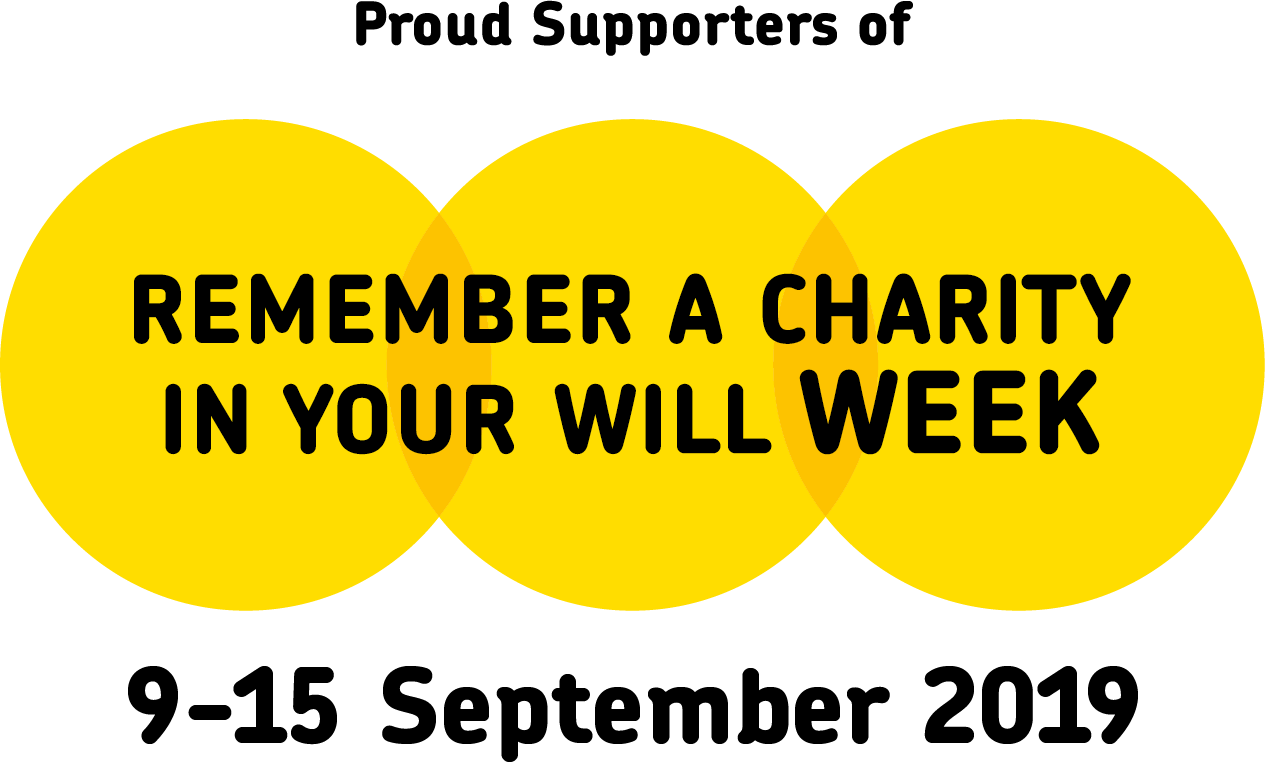 Remember A Charity Week 9-15th September 2019