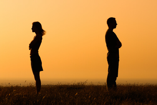 What is an undefended divorce?
